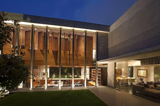 Casa Coco - Serrano Monjaraz Arquitectos