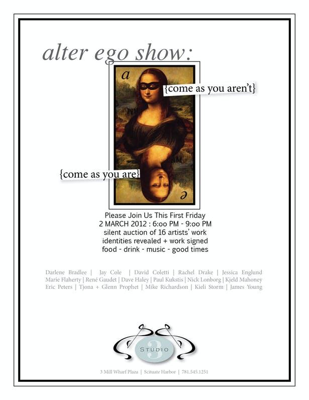 Poster: Alter Ego Show