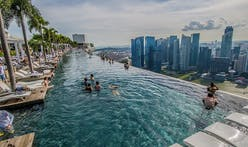 How the infinity pool became a social media status symbol