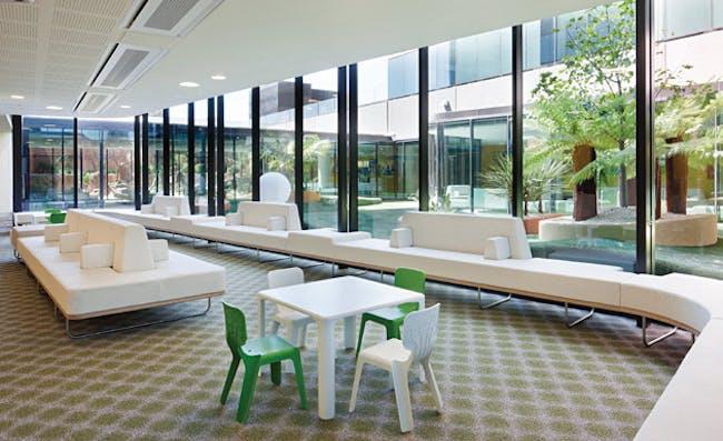 Billard Leece Partnership & Bates Smart with HKS, with The Royal Children's Hospital, Melbourne, Australia
