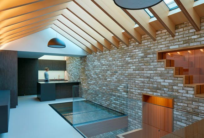 Hidden House, LTS Architects. Photo: James Brittain.