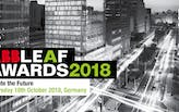 Announcing the LEAF Awards and International Forum to be held this October