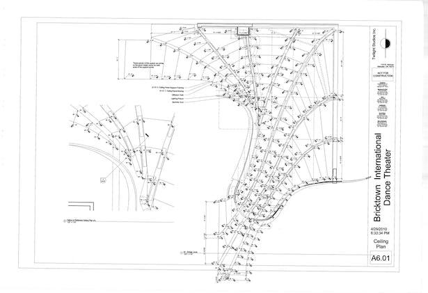 Lobby Ceiling System