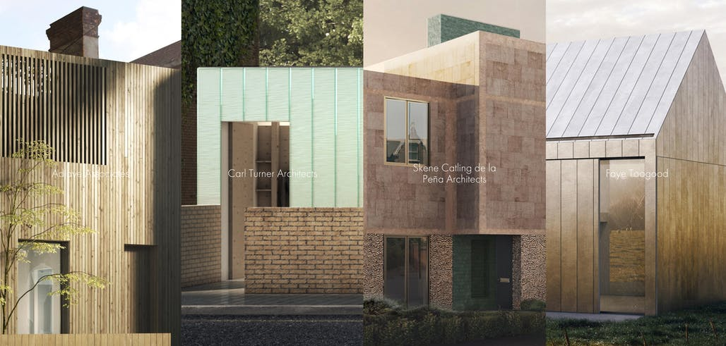 Cube Haus Commissions Top Architects To Design Modular Affordable Homes News Archinect