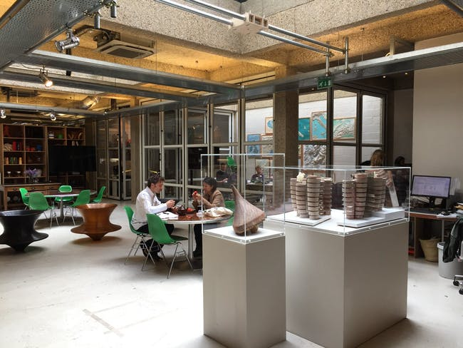 Heatherwick Studio. Photo by Paul Petrunia.