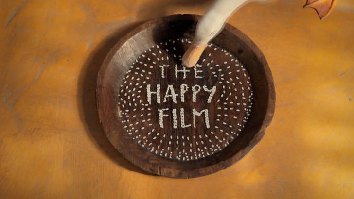 Still from 'The Happy Film.' Image: The Happy Film