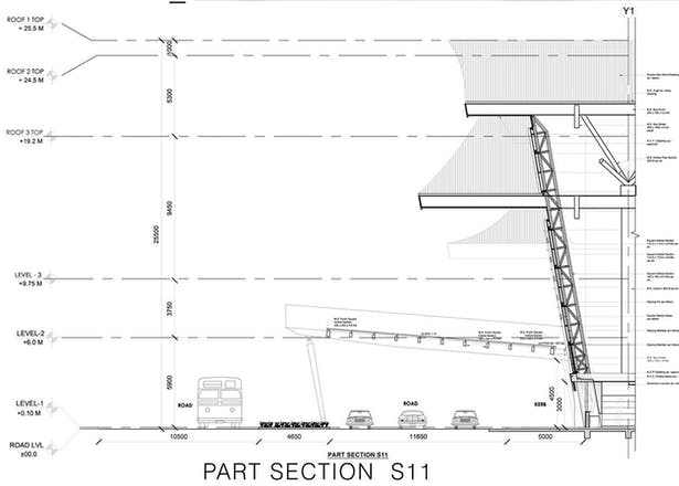 Airport - Part section