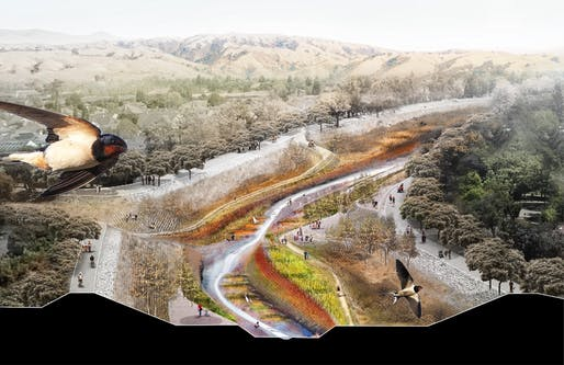 Public Sediment for Alameda Creek aims to redesign the Alameda Creek waterbody to create functional systems that sustainably transport sediment to the bay for sea level rise adaptation, engage people, and provide habitat for anadromous fish (San Francisco Bay Area, California, 2018). Project...