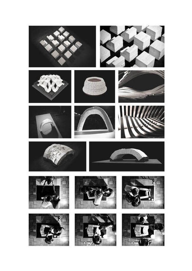 via Kevin Clement work from Advanced Design Studies Program at the University of Tokyo