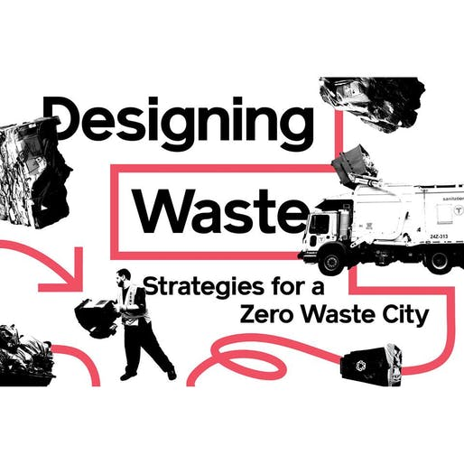 Photos courtesy of the Zero Waste Design Guidelines team, The New York City Department of Sanitation and David Salomon, via centerforarchitecture.org.
