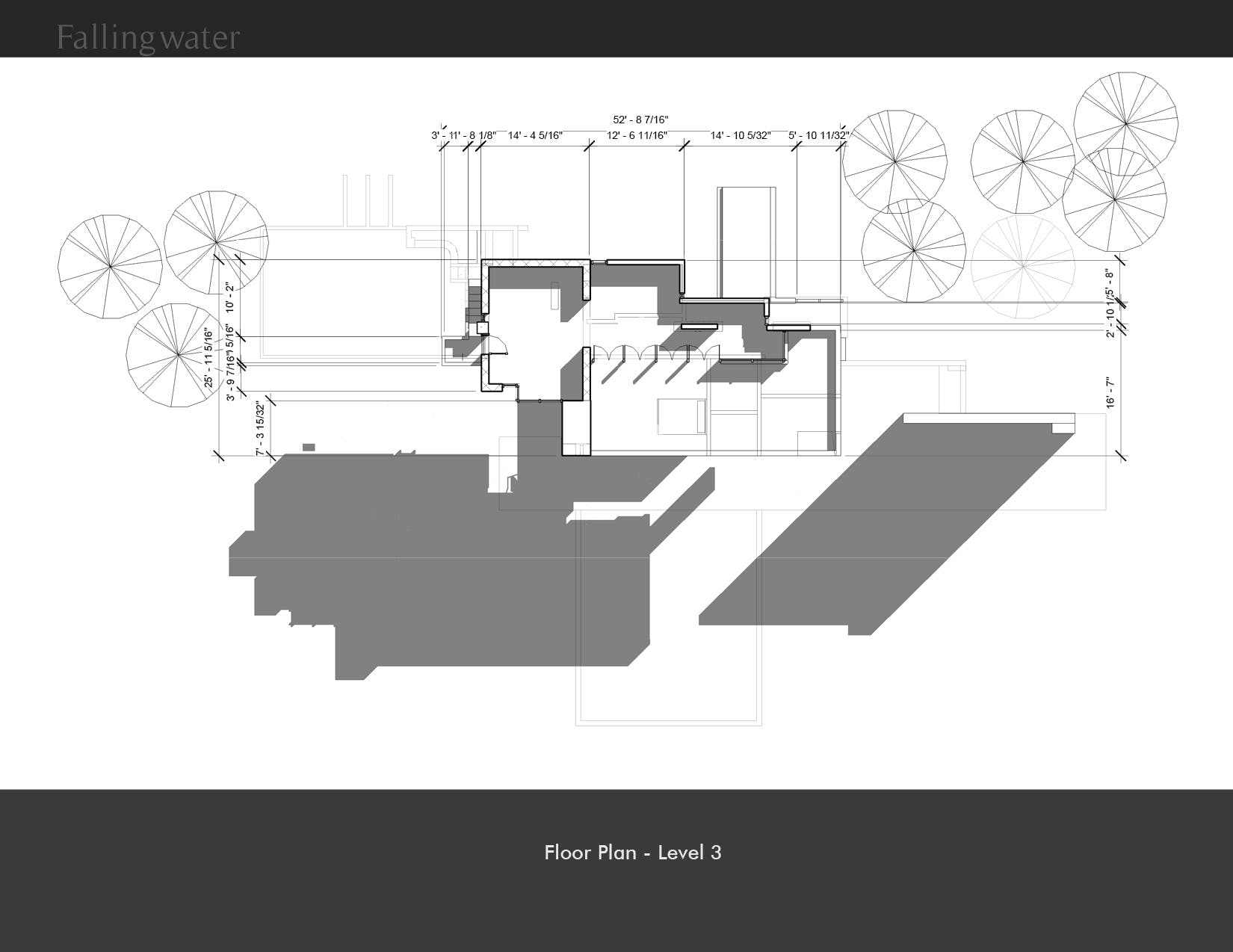 Falling Water Floor Plan Pdf Fallingwater House Juliana Cervera Archinect
