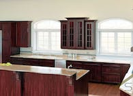 kitchen interior design project in New Jersey