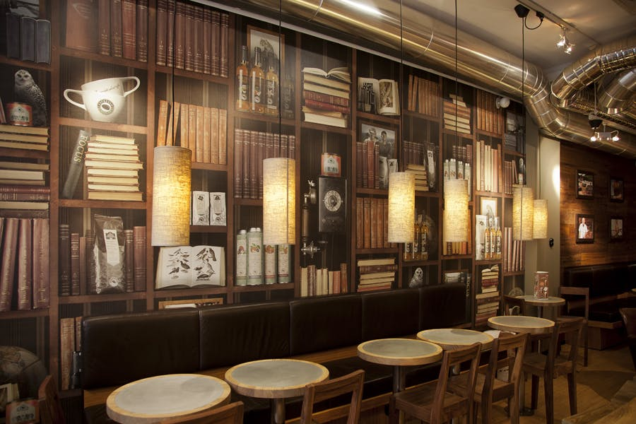 Espresso House wallpaper design | Jonte C.O.A.H.O.C ...