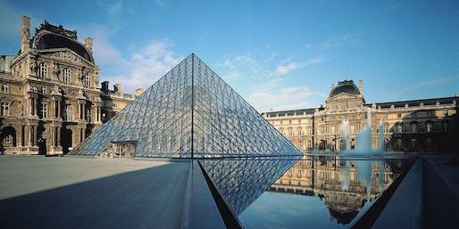 The Grand Louvre, winner of the 2017 AIA Twenty-Five Year Award. Photo © Koji Horiuchi.