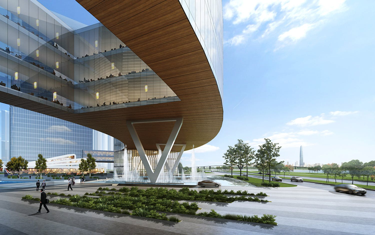 Goettsch Partners Wins Master Plan Competition For