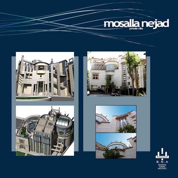 Mr Mosalanejad single family house