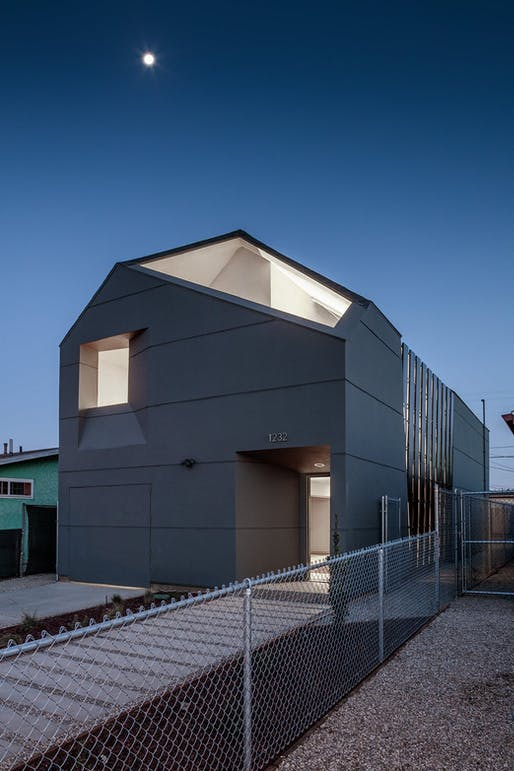 IVRV House by Darin Johnstone Architects. Photo: Joshua White.