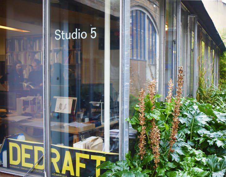 Dedraft Studio in London Fields