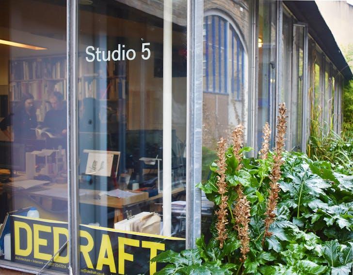 Dedraft Studio in London Fields