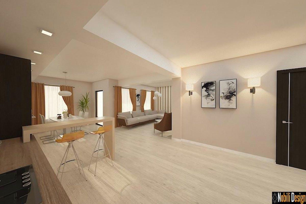 Design interior casa in brasov design interior vile de for Interioare case moderne