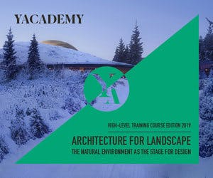 ARCHITECTURE FOR LANDSCAPE: Lectures and Internships in Internationally-Renowned Architectural Firms
