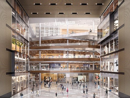 Renderings courtesy of Related Companies and Oxford Properties Group