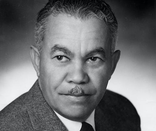 Paul Revere Williams.