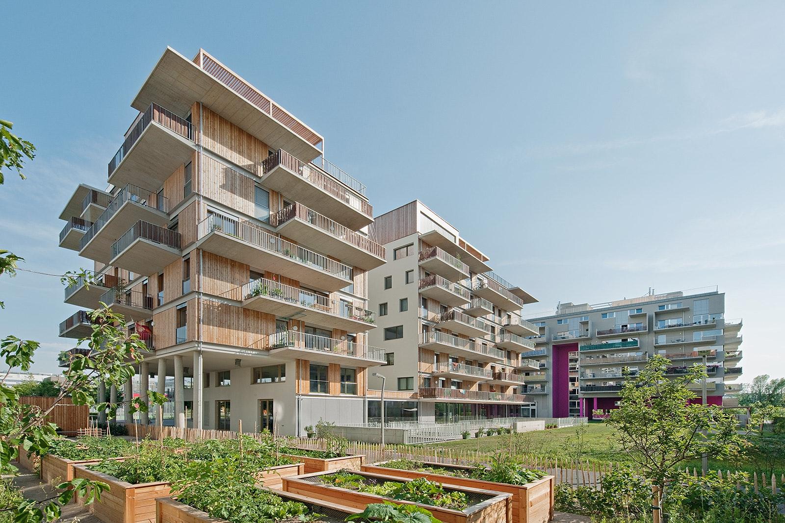 U201cSocial Housing U2013 New European Projectsu201d Showcases Affordable Housing Design  Strategies Across The Continent