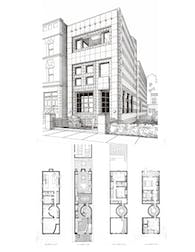Lincoln Park Townhouse