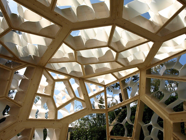 The Times Eureka Pavilion by NEX and Marcus Barnett