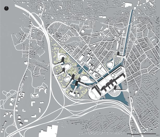 The Roundabout Town: Masterplan