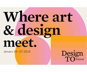 2019 DesignTO Festival