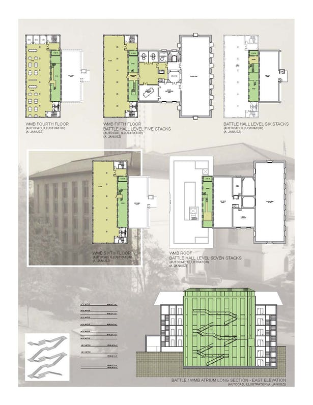 Project 3 - Plans, Sections
