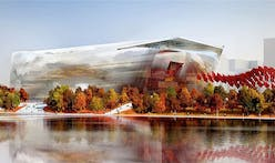 Jean Nouvel Confirmed as Winner of the National Art Museum of China Competition