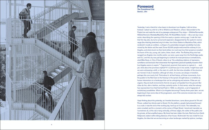 Spread from 'Amplified Urbanism,' pg 18-19.