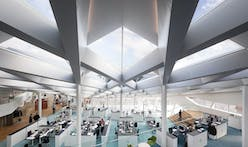 Middelfart Savings Bank by 3XN