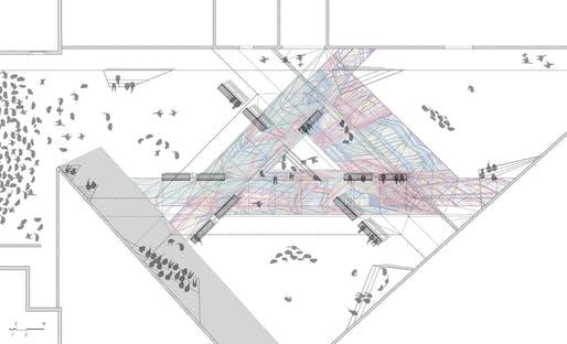 Plan. Image courtesy of FreelandBuck