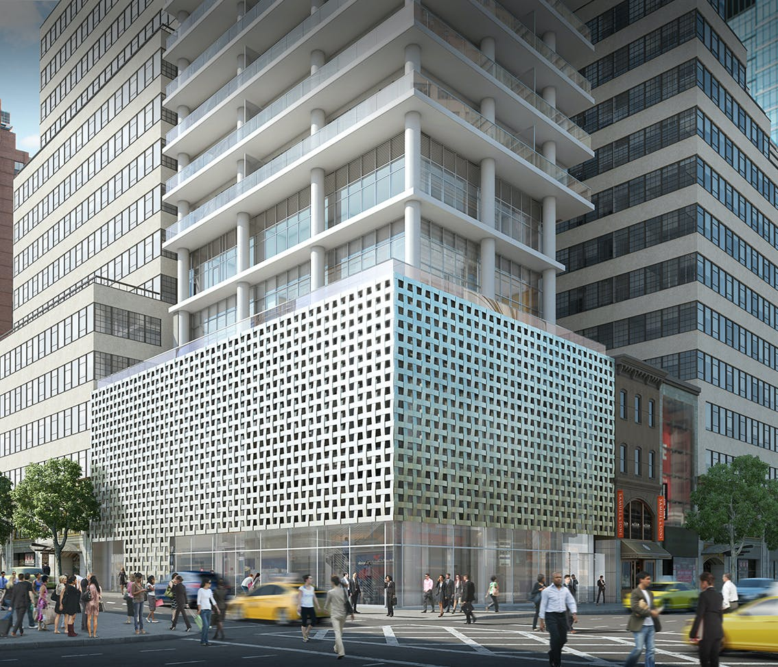 CetraRuddy To Sponsor A Design Studio At The City College Of New - City college of new york architecture