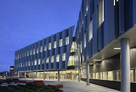 North Carolina A&T State University - New General Classroom Building