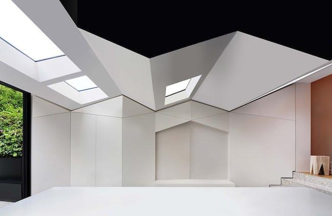 Folds House in London, UK by Bureau de Change