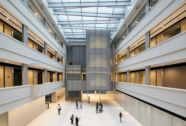 National Design Centre by SCDA Architects