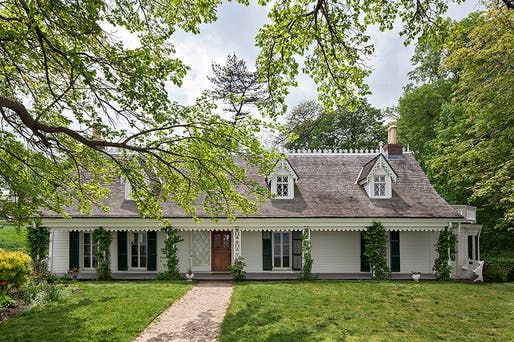 Oct 27: Alice Austen House, Original Architect: Unknown, Image courtesy of Floto + Warner, 2015.
