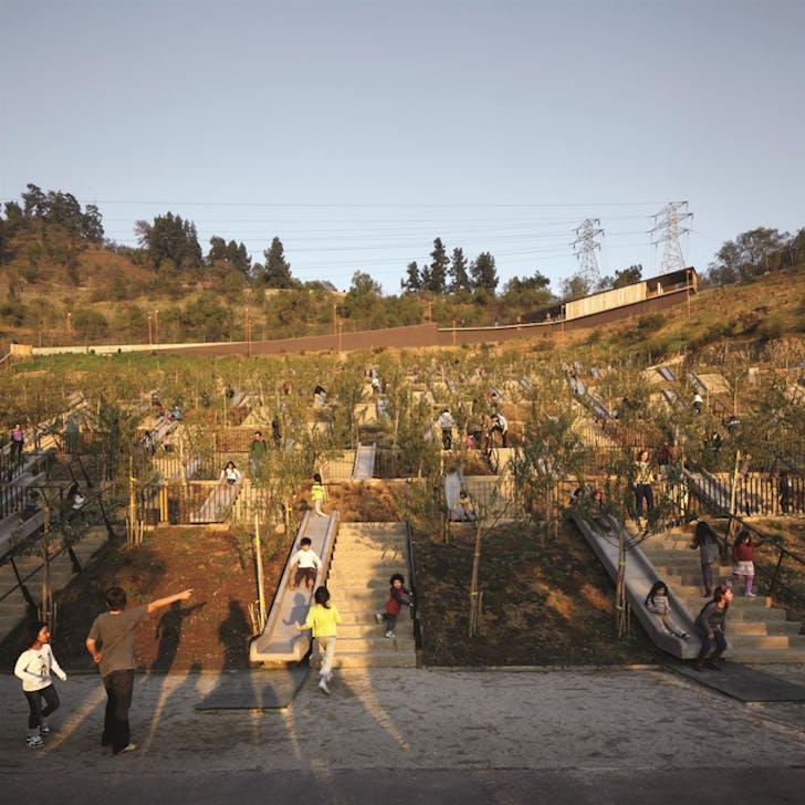 Bicentennial Children's Park, 2012, Santiago, Chile