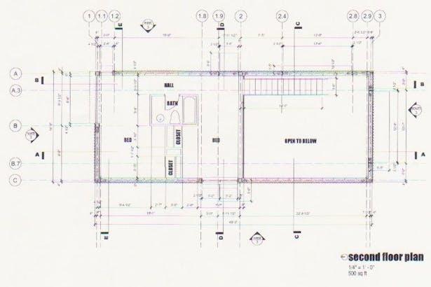 Typical Mezzanine Plan